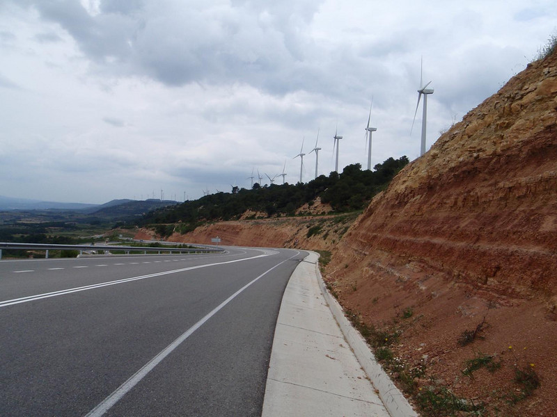 Harvesting wind energy, Spain