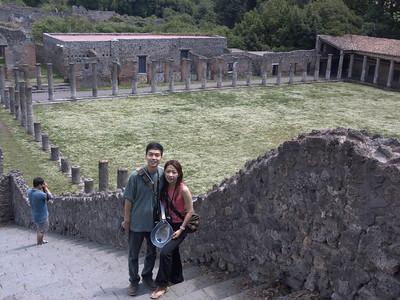 2004-06-06 Pompeii, Naples