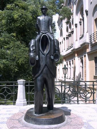 2004-06-17 Prague: Jewish Quarter, Old Town Square, Wenceslas Square, Charles Bridge