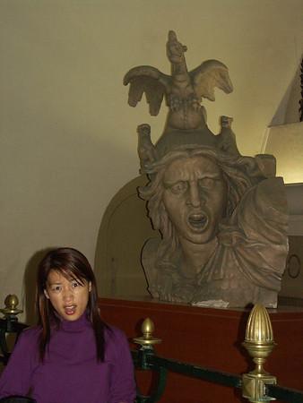 2004-06-22 Paris: Marais, Museum d'Orsay, Arc de Triomphe