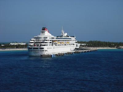 First stop, Feb. 17, Grand Turk, Turks & Caicos
