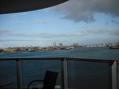 Some views of San Juan