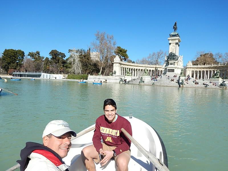 Parque El Buen Retiro