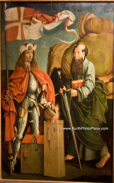 Saint Florian and Saint Paul