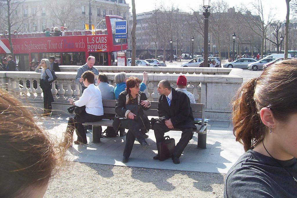Real Parisians.