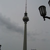 TV tower in Alexander Platz