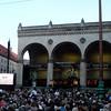 Next stop...Odeonsplatz for the concert!!