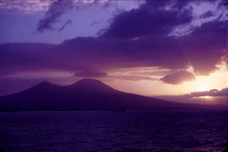 Vesuvius Sunrise
