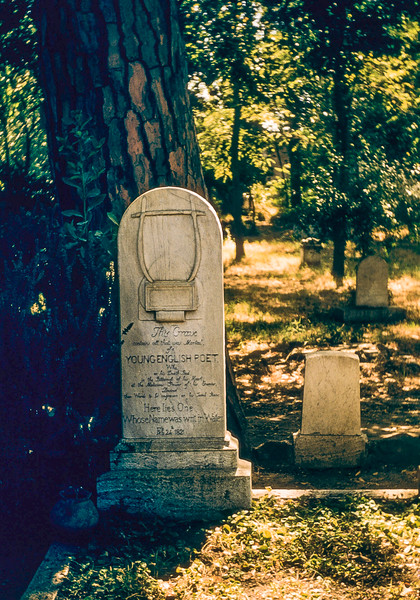 Keat's Grave, Rome