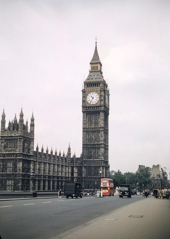 Big Ben, Houses of Parliament, London