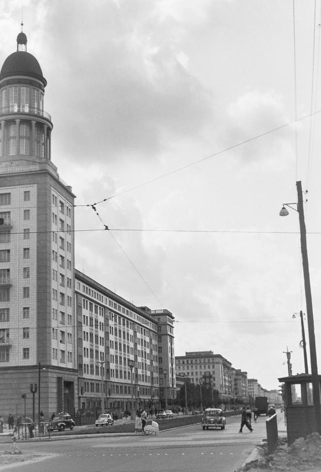 Workers' housing East Berlin