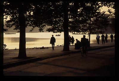 Europe 1994- Warsaw, Amsterdam, London