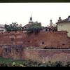 Warsaw city wall