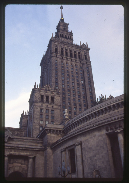 Warsaw City Hall