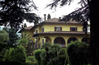 Our villa on Lake Como