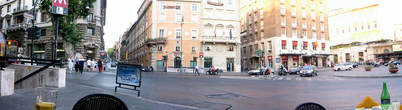 Piazza Barbarini
