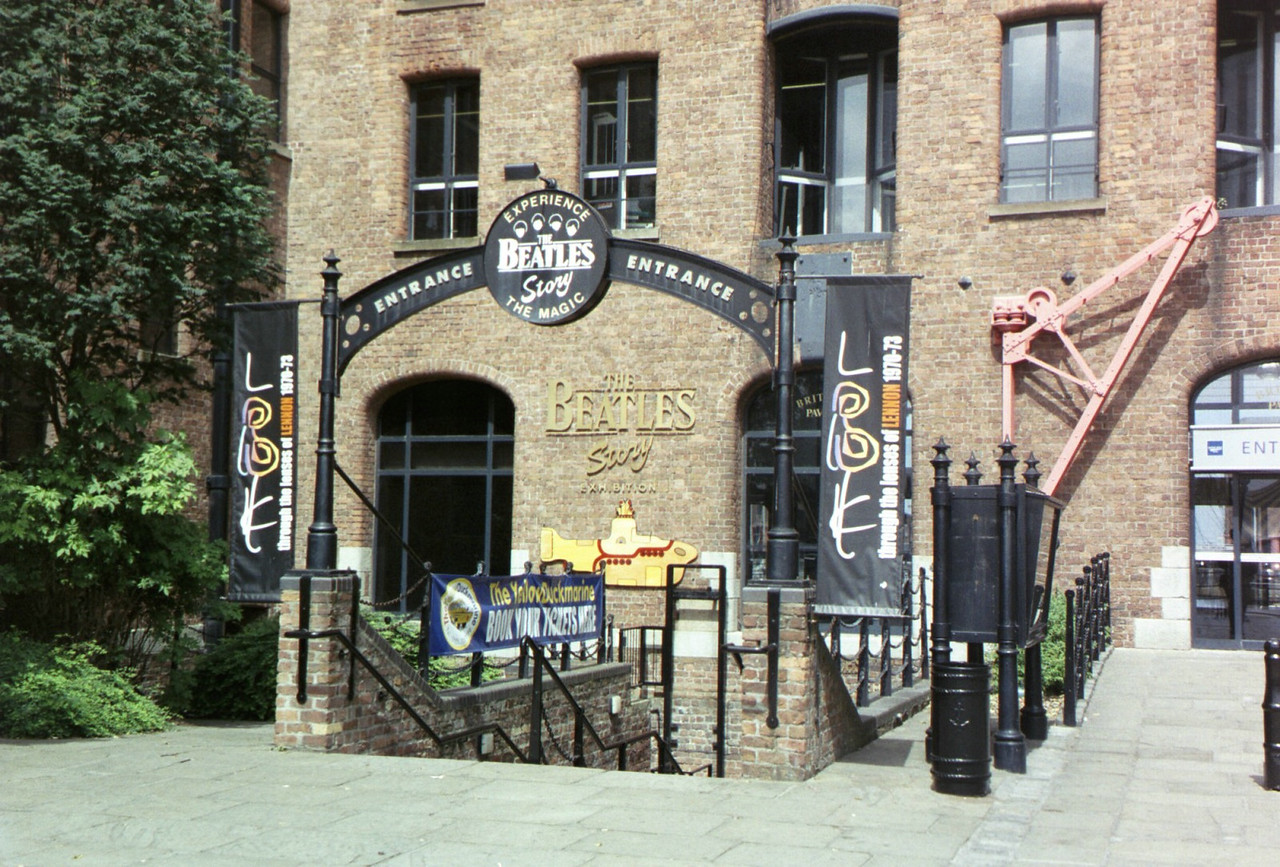 The Beatles History Museum.