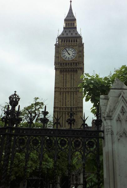 More Big Ben.