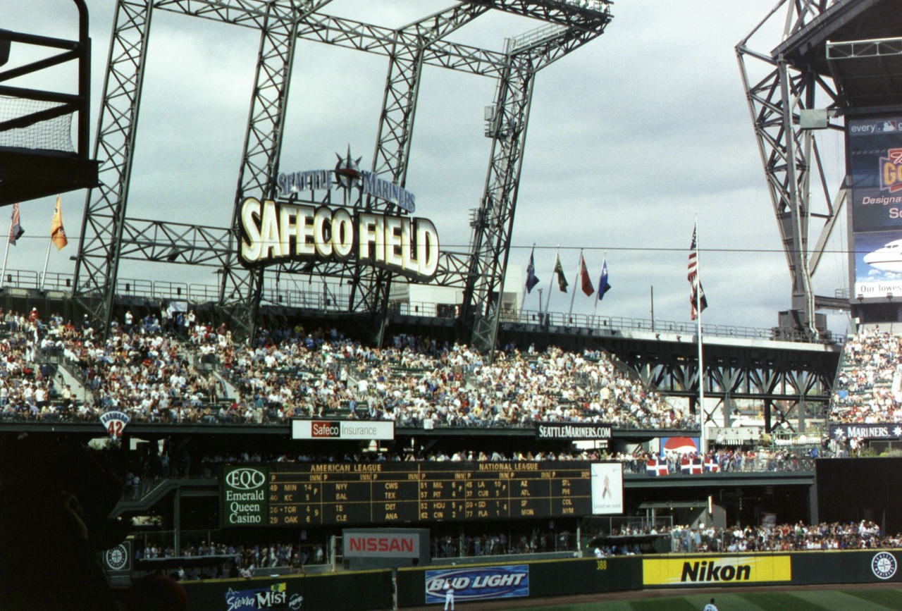 Safeco Field.