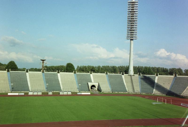 Olympic Stadium in St. Pete.