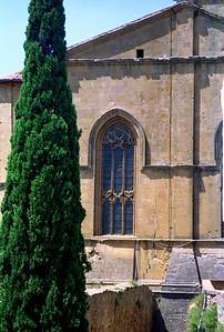 Pienza Church