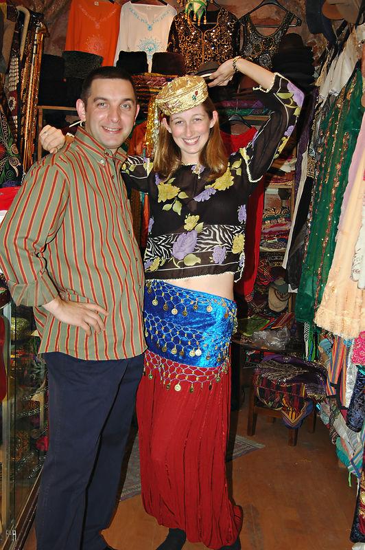 Fun at the Grand Bazaar