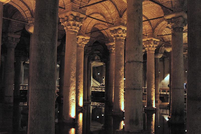 Basilica Cistern  (Yerebatan Cistern)