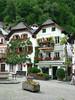 Main Square, Hallstatt, Austria