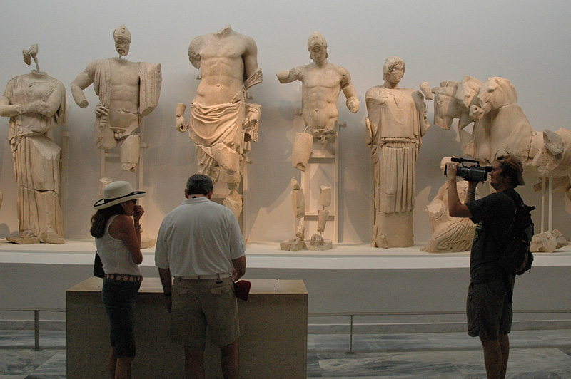 The Museum at Olympia was amazing!