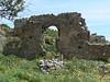 Ruins on the way up Monemvasia