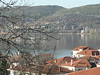 View from my B&B in Kastoria
