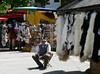 Fur vendor, Zakopane