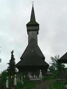 Older church, Bucovina