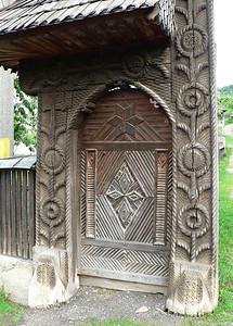 Gateway in Maramures