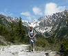 Hiking to Popradske pleso