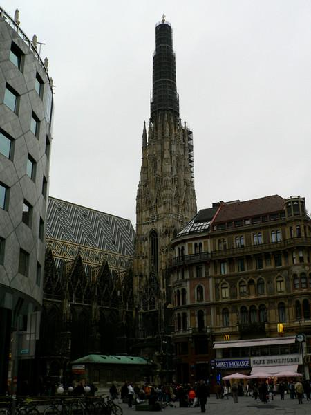 St. Stephen's Cathedral aka Stephansdom
