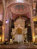 Interior of the Dohany Synagogue