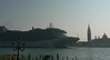 A problem of scale - cruise ship and Venice