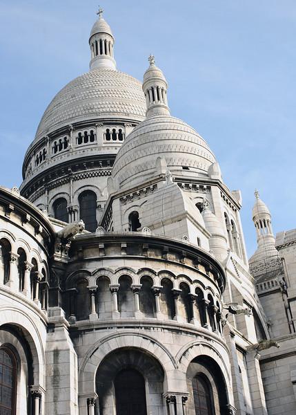The Basilica of Sacre-Coeur, Paris