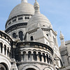 The Basilica of Sacre-Coeur, Paris