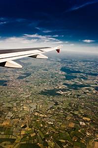 Air Berlin AB8264 Hamburg Manchester