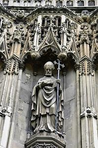 Archbishop Lanfrancus Canterbury Cathedral Kent