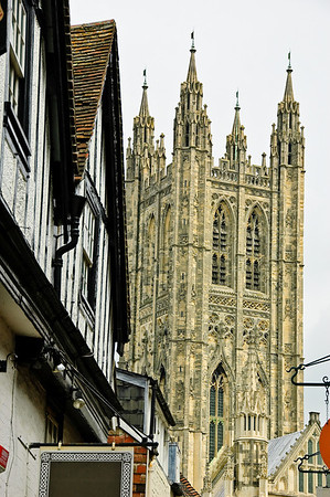 Canterbury Cathedral Kent