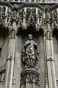 Archbishop Anselmus Canterbury Cathedral Kent