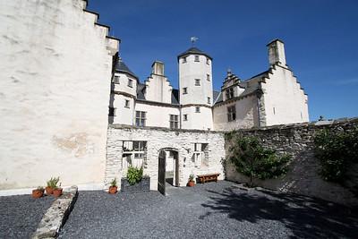 Plas Mawr - Elizabethan era house