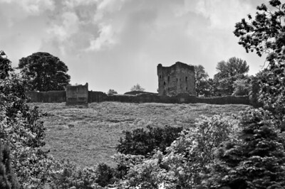 Peveril Castle Castleton Derbyshire