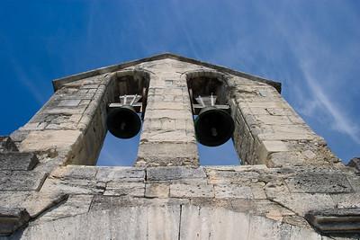 The bridge to nowhere in Avignon.