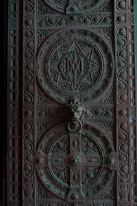 Fascinating doors.