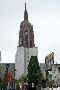 Saint Bartholomeus' Cathedral (Dom Sankt Bartholomäus) Frankfurt Germany - 1 Jun 2008