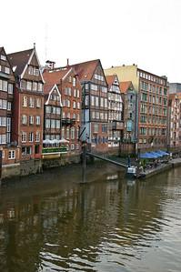 Canal Hamburg Germany